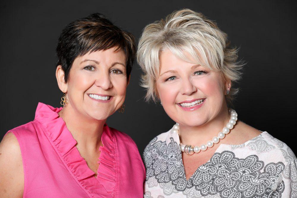 Designers Joann Kandrac & Kelly Kole