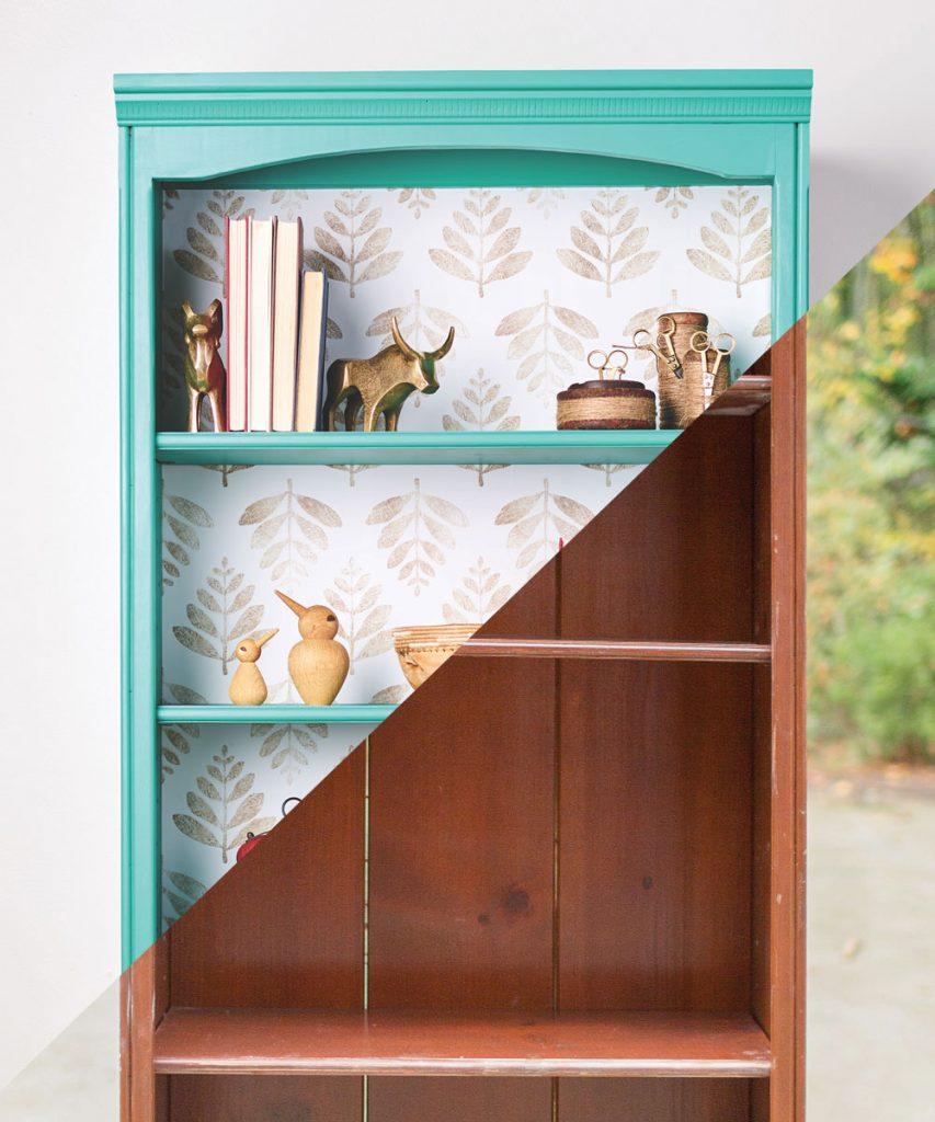 Refurbished Bookshelf