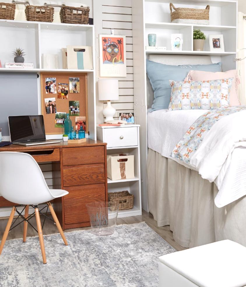 girl's dorm decor inspiration