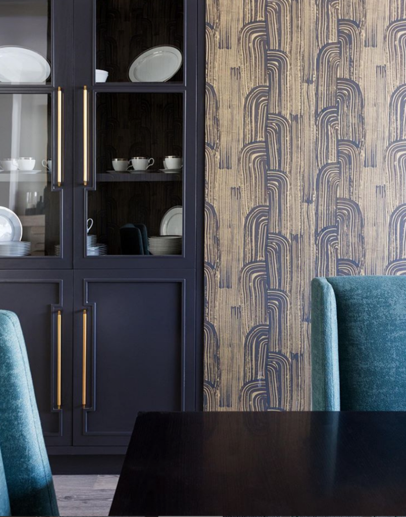 Dining room design with Naval