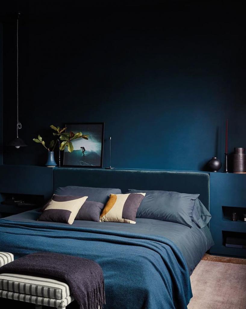 Bedroom design with Naval