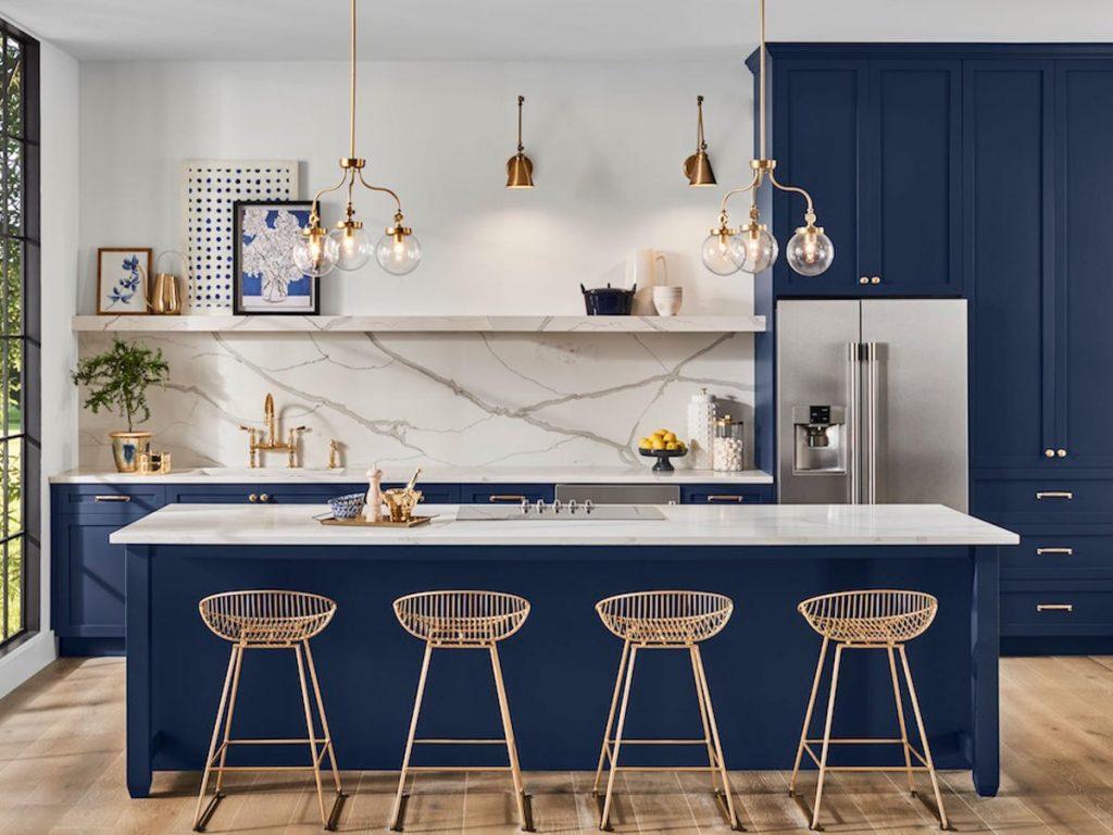 Kitchen design in Naval