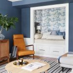 6 Laid-Back Living Room Designs in Muted Blue