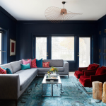 Interior Design in the Pantone 2020 Color of the Year: Classic Blue