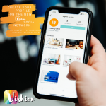 The NEW Vishion Social | Share Designs with Vishion