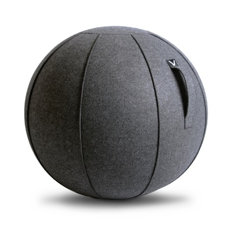 Vivora Luna ball chair for exercise, office and home