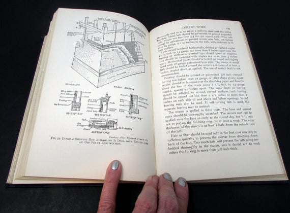 1931 copy of the Handyman's Handbook