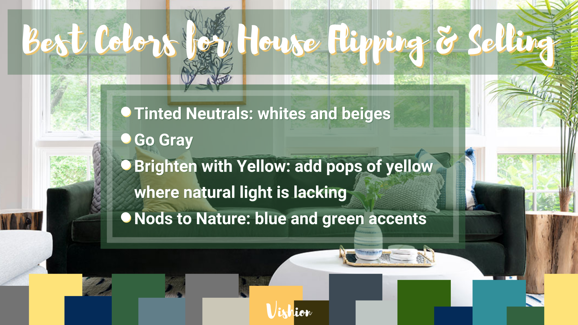 House Flipping Color Tips