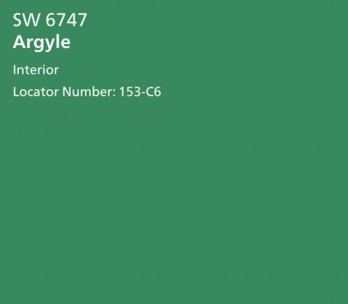 Argyle SW 6747